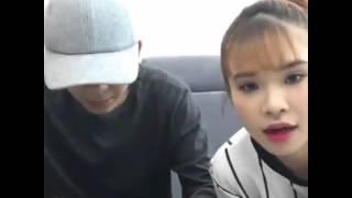 Hat Tieng Han Quoc - Kelvin Khanh Ft. Khoi My (Hat Live Len Facebook Live Stream) (05/05/2016)