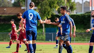 Zlatan Ibrahimovic's INSANE BACKHEEL sets up Ola Kamara goal in LA Galaxy win over Vissel Kobe