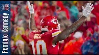 Tyreek Hill    Kansas City Chiefs    2016 Rookie Highlights
