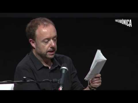 Dilluns de poesia a l'Arts Santa Mònica amb Adam Zagajewski