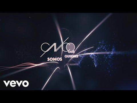 CNCO - Mamita (Official Lyric Video)