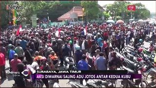 Aksi Deklarasi #2019GantiPresiden Ricuh, Massa Kedua Kubu Adu Jotos - iNews Sore 26/08