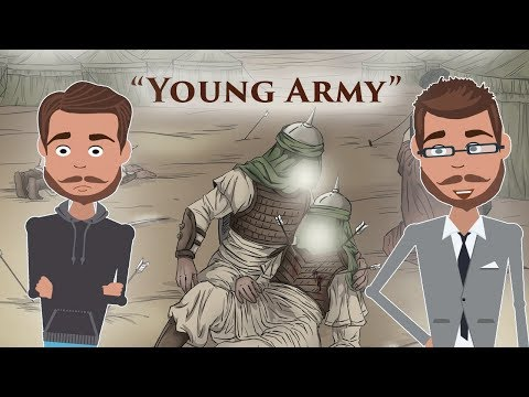 'Young Army' by Tejani Brothers