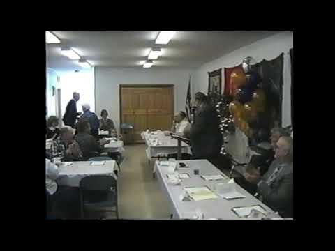 Frank Goodrich Retirement 2-1-04