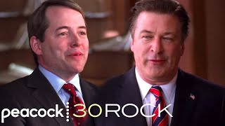 Jack's First Day In Government - 30 Rock