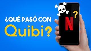 EL NUEVO NETFLIX que Perdió $1.700 MILLONES | Caso Quibi