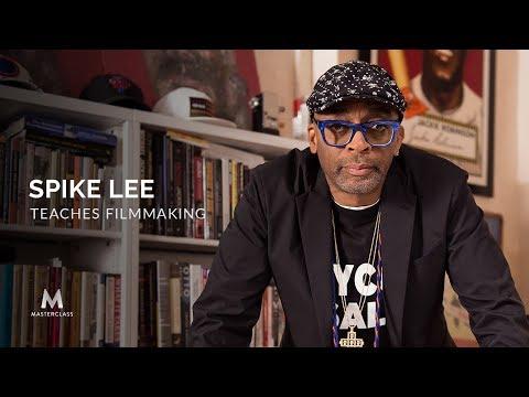 Spike Lee Teaches Filmmaking for MasterClass