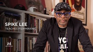Spike Lee Teaches Filmmaking | Official Trailer