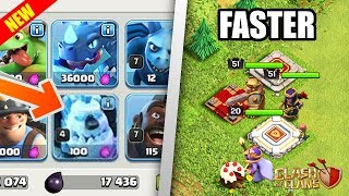 NEW UPDATE INFO: Reduced Hero Regen Times, Ice Golem?, Builder Hall 9! | Clash of Clans