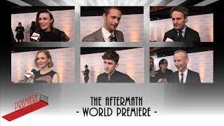 The Aftermath - Keira Knightley, Alexander Skarsgård, Jason Clarke interviews