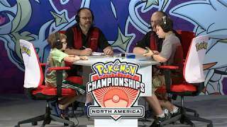 2017 Pokémon North American International Championships: TCG Junior Finals