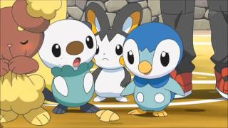 This is not Oshawott's day
