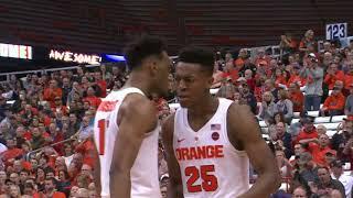 Highlights   Syracuse vs. Iona