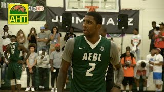 Kyrie Irving scores 39 in AEBL Championship