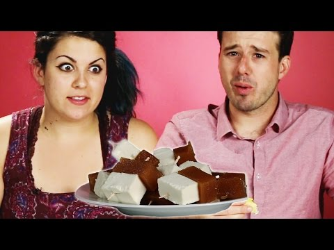 Americans Try International Food Combinations
