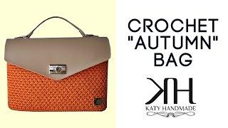 Tutorial Borsa Birkin Uncinetto How To Make A Crochet Bag Katy