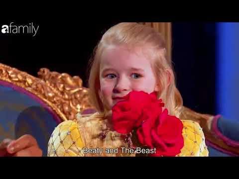 Little Big Shots Vietsub - Cô bé Bella 5 tuổi khiến Steve Harvey giúp mình thực hiện ước mơ