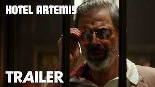 Hotel Artemis | Red Band Trailer | Global Road -