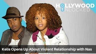 Kelis Opens Up On Violent Relationship & Custody Battle with Nas