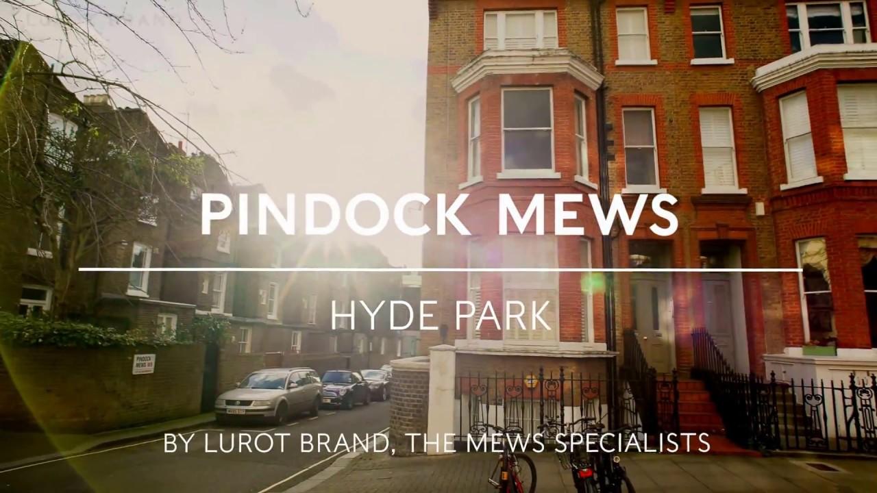 Pindock Mews