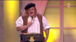 Hans Peter Betz als Guddi Gutenberg
