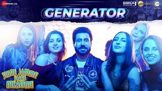 Generator – Sukhwinder Singh, Shruti Rane (Jinne Jamme Saare Nikamme) Video HD
