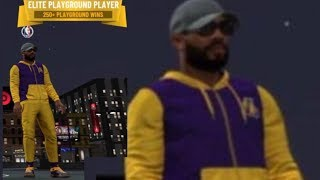 Kyrie Irving CAUGHT Playing NBA 2K In FULL Lakers Gear
