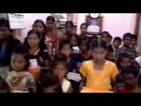 Sponsoring Education Material to Destitute Orphan Children