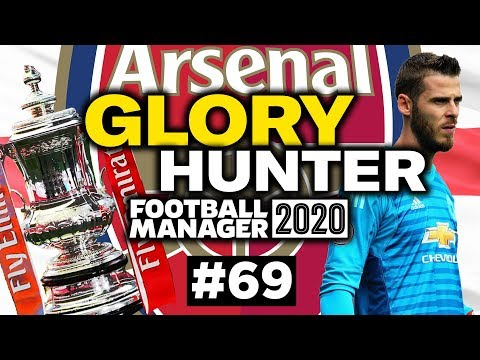 GLORY HUNTER FM20   #69   MUSICAL APOLOGY!   Football Manager 2020