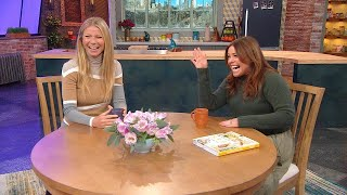 Gwyneth Paltrow Dishes On Her Wedding + Best Advice From Her Mom, Blythe Danner