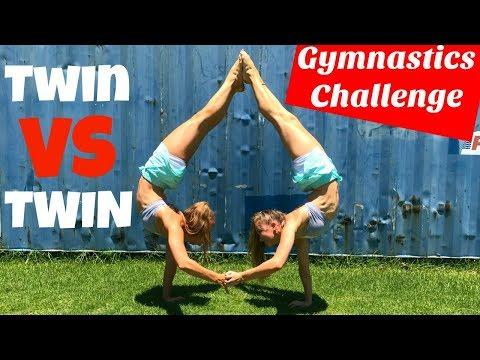 TUMBLING into 2018 Gymnastic Challenge