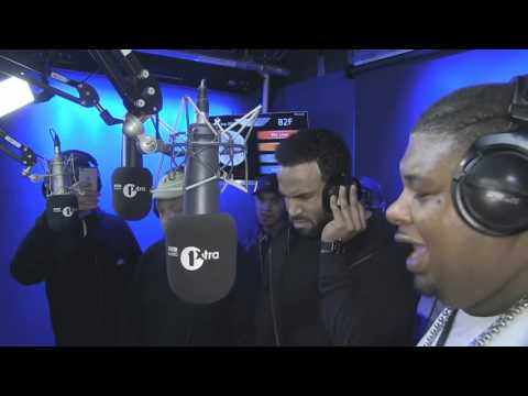 MC Vapour Craig David MC Grinder Big Narstie BBC 1Xtra