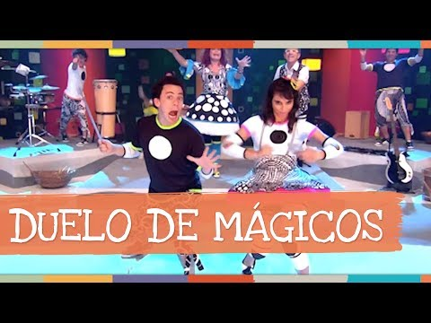 Duelo de Mágicos - DVD 3D
