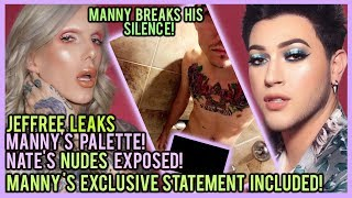 MANNY SPEAKS OUT! DID HE SUB-TWEET ABOUT NATE? WHAT REALLY HAPPENED?