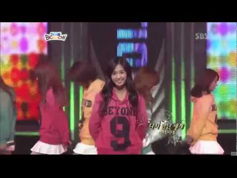 SNSD Into The New World Live HD