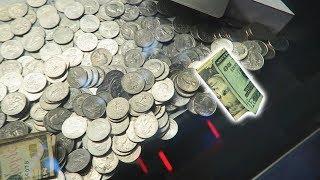 The $20 got STUCK!