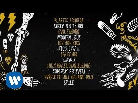Portugal. The Man - Plastic Soliders (Official Audio)