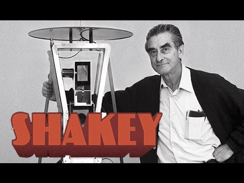 Shakey the Robot: The First Robot to Embody Artificial Intelligence