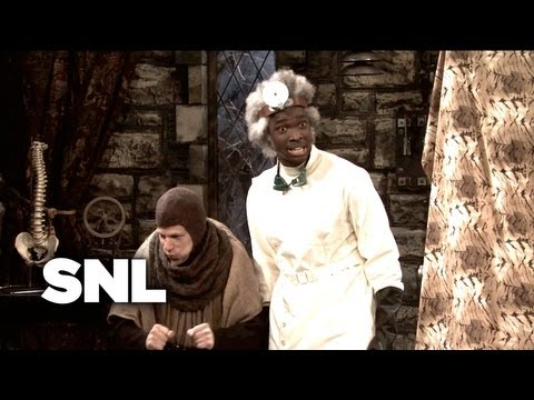 Bride of Blackenstein - Saturday Night Live