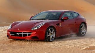 Megatovárne - Ferrari FF 2011