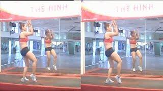 Nhạc Tây Bắc Gặp Nhau Trong Rừng Mơ 16P| |Aerobic exercise wokout for weight loss |Oanh Aerobics