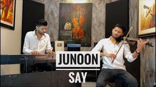 Junoon Say Aur Ishq Say (Unplugged) – Leo Twins