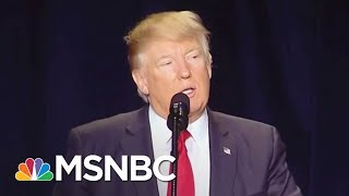 In The Reality TV White House, It's All About The Show | MTP Daily | MSNBC