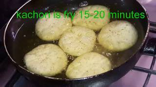 How to make Aloo spicy masala kachori Ayesha cooking