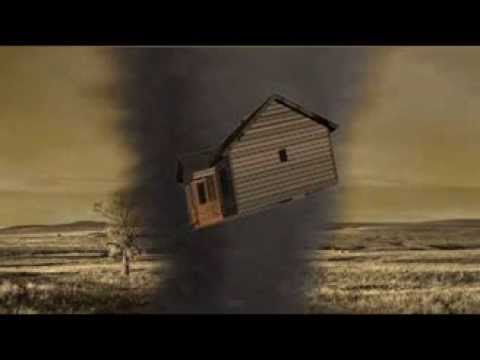 Wizard Of Oz Flying House Wizard of Oz Twister P...