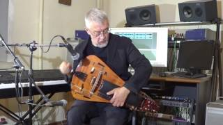 Andrey Vinogradov (hurdy-gurdy) - Uzh Kak Po Mostu Mostochiku. Version with arrangement