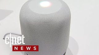 Apple delays HomePod until 2018 (CNET News)