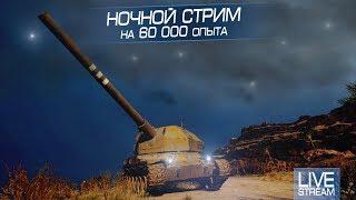 НОЧНОЙ СТРИМ. 60 000 опыта на арте