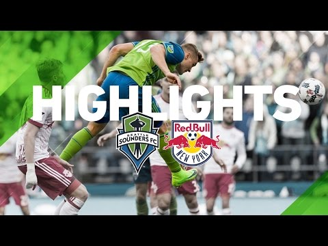 Seattle Sounders vs NY Red Bulls