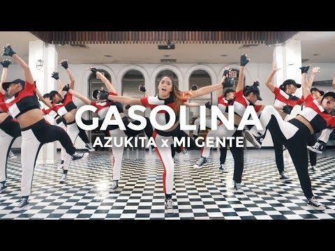 GASOLINA x AZUKITA x MI GENTE (Dance Video) | @besperon Choreography feat. SKIP Entertainment